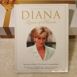 Other - A Commemorative Tribute Diana Queen of Hearts